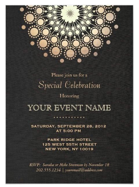 17 Corporate Invitation Designs PSD AI EPS Free