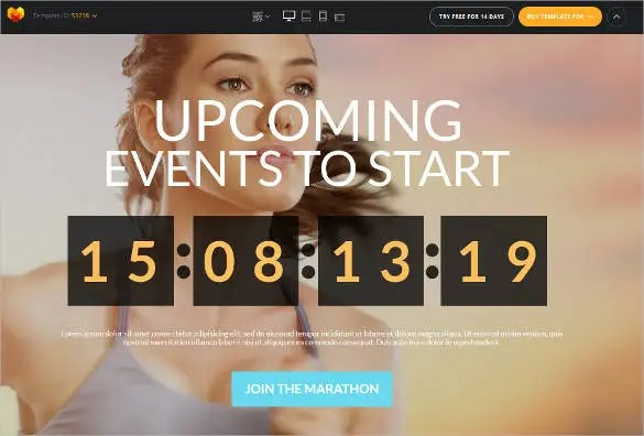 33 Event Planning Website Themes Amp Templates Free Amp Premium Templates