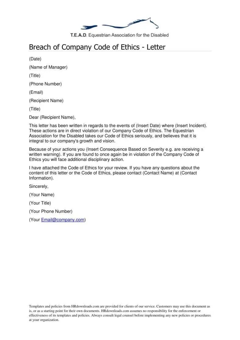 Aid Financial Letter Recommendation