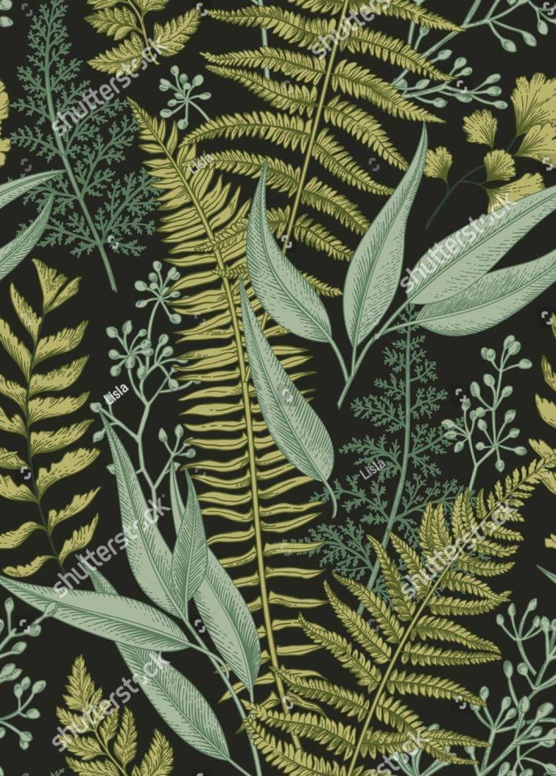 22 Botanical Illustrations Free Amp Premium Templates
