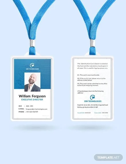 Keep reading to learn how to design and print your own employee id c. 29 Id Card Templates Psd Free Premium Templates