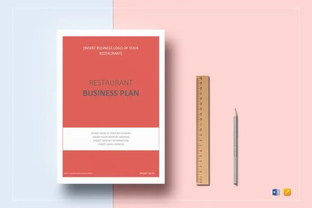 How to Write a Restaurant Proposal   Free PDF  DOC Format Download     Restaurant Business Plan in Word
