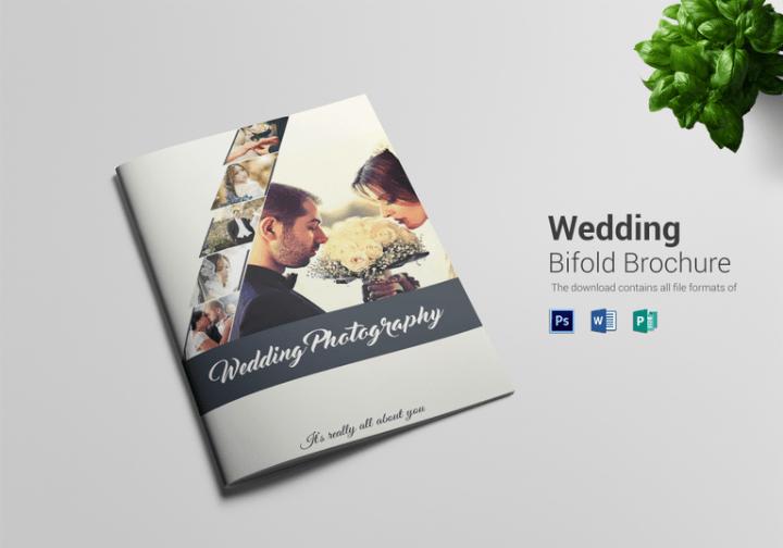 15 Wedding Brochure Designs Templates Editable PSD AI InDesign PDF Word Format Download
