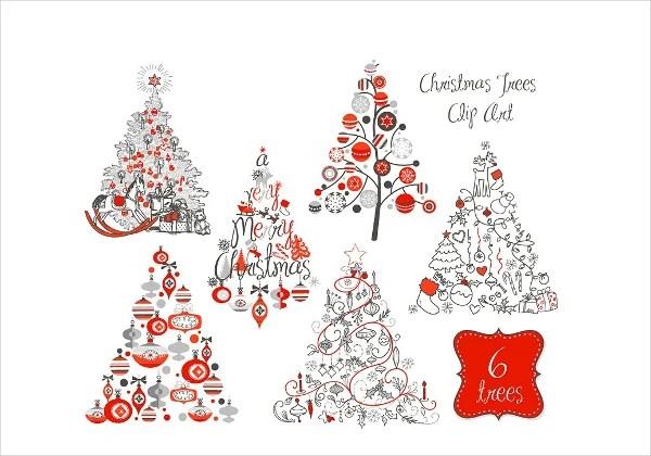 49+ Printable Christmas Tree Templates