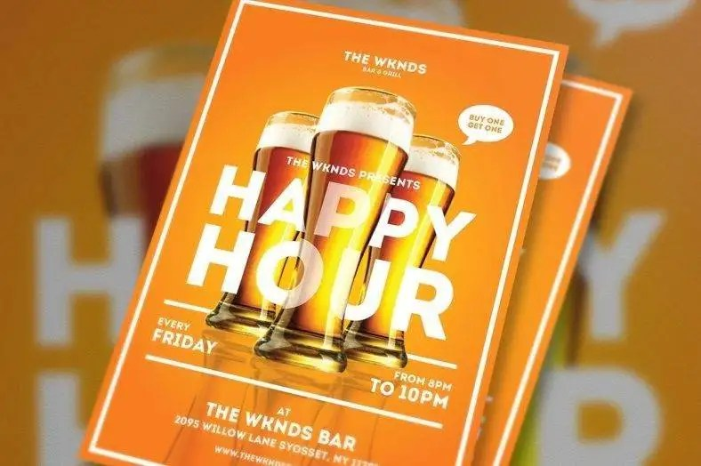 10 Beer Flyer Designs Amp Templates PSD AI Word EPS Vector Free Amp Premium Templates