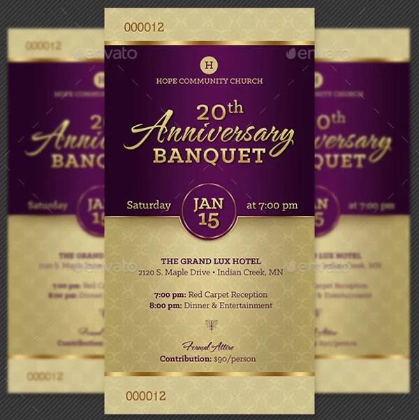 14 Restaurant Anniversary Invitation Designs Amp Templates PSD AI Free Amp Premium Templates