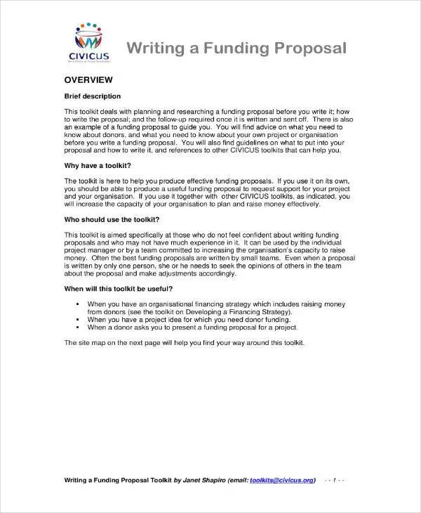 14 Small Business Investment Proposal Templates PDF Word Free Premium Templates