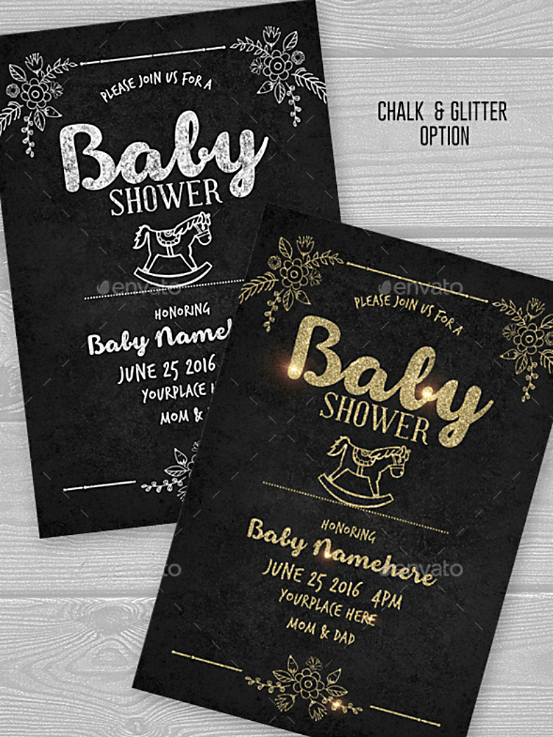 25 Printable Baby Shower Invitation Designs Amp Templates PSD AI DOC Publisher Free
