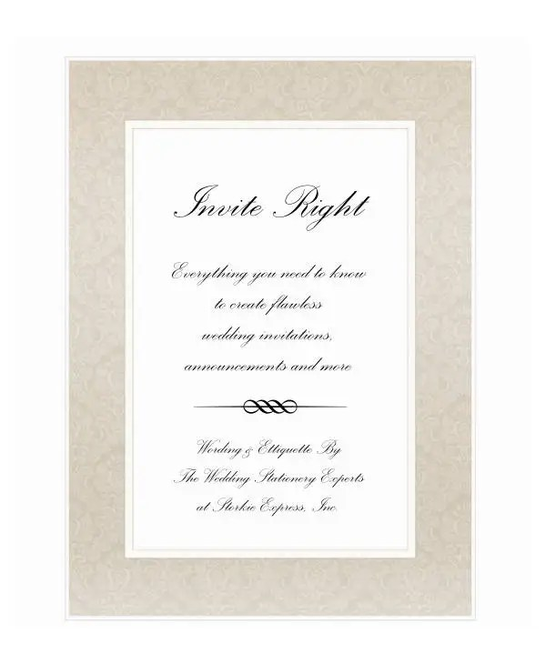 Post Wedding Reception Invitation Wording Pdf