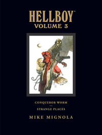 15349 Mike Mignola Talks About 15 Years of Hellboy, B.P.R.D. and more