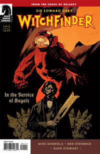15962 Mike Mignola Talks About 15 Years of Hellboy, B.P.R.D. and more