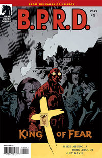 16478 Mike Mignola Talks About 15 Years of Hellboy, B.P.R.D. and more