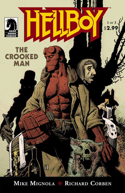 The Crooked Man #1