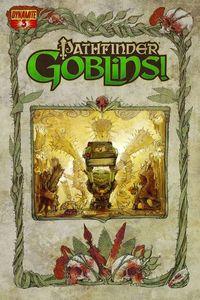 Pathfinder Goblins #3 (of 5)