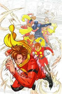 Cyborg 009 Chapter 000 One Shot