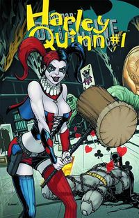 Detective Comics #23.2 Harley Quinn (Standard Edition)