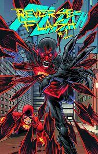 Flash #23.2 Reverse Flash (Standard Edition)