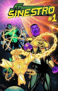 Green Lantern #23.4 Sinestro (Standard Edition)