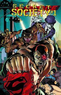Justice League #23.4 Secret Society (Standard Edition)