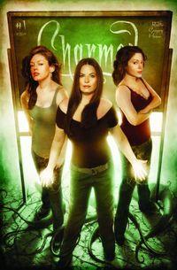 apr101168 SDCC 2010 Zenescope's Charmed Comics Panel