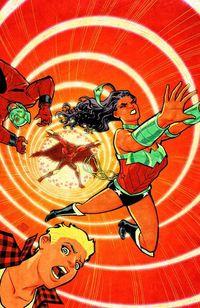 Wonder Woman #21