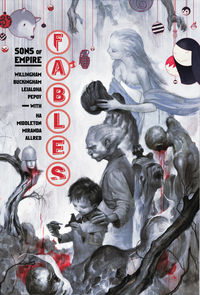 mar070271d Graphic Content: Fables TPB Vol. 9: Sons of Empire
