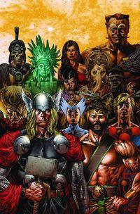 may090525d ComicList: Marvel Comics for 07/22/2009