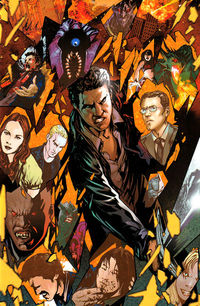 nov084140j Bill Willingham Interview: Angel and Fables