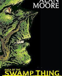 oct080227d Alan Moore's Swamp Thing REVIEW