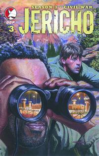 oct090828 Dan Shotz and Cody DeMatties Talk About Jericho Season 3