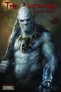 oct091073 Stranger Comics' Sebastian Jones Talks About The Untamed