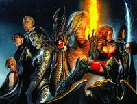 oct100521 TFAW Interviews: WITCHBLADE's Ron Marz