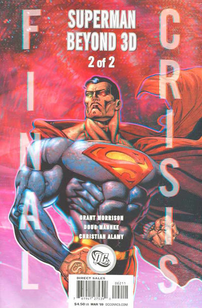 Final Crisis Superman Beyond #2 (of 2)