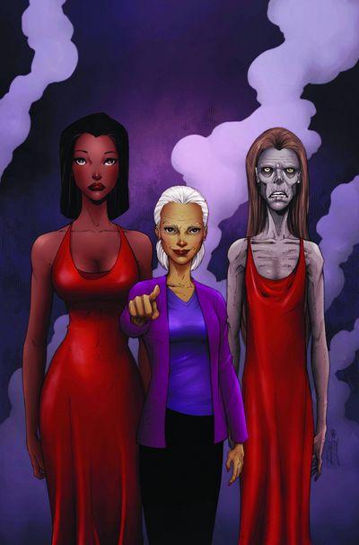 Anita Blake Vampire Hunter Laughing Corpse #3 (of 5)
