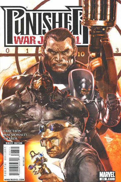 Punisher War Journal #26