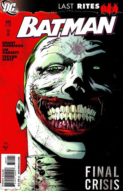 Batman #682 (Variant Cover Edition)