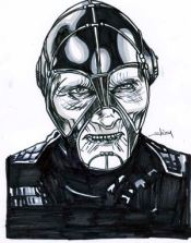 Scorpius_sketch_sm TFAW Interviews: Farscape's Keith R.A. DeCandido and Will Sliney