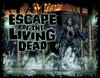escape TFAW Horror Month: Escape Of The Living Dead