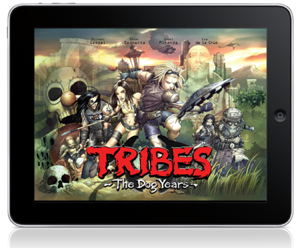 IDW_Tribes_Cover_iPad TFAW Interviews: IDW's Jeff Webber