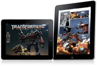 TF_iPad TFAW Interviews: IDW's Jeff Webber