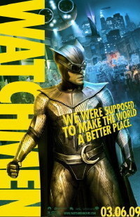 niteowl Sneak Peek: Six New Watchmen Movie Posters!