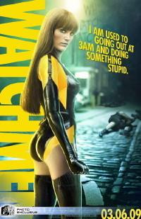 silkspectre Sneak Peek: Six New Watchmen Movie Posters!