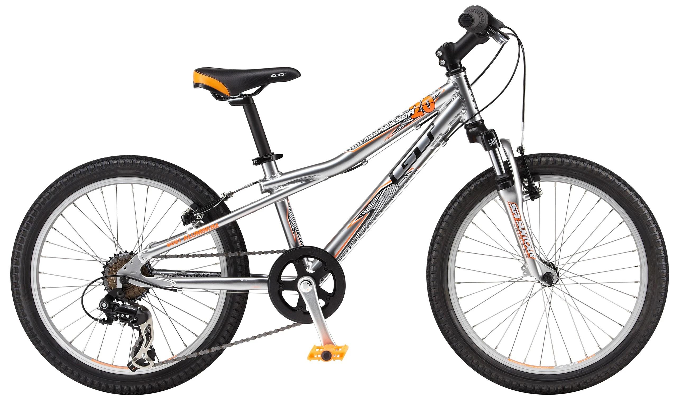 Gt Aggressor 20 Bike