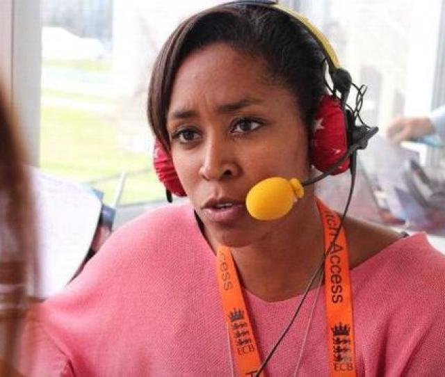 Ebony Jewel Rainford Brent World Cup Winner Director Of Surrey Womens Cricket Bbc Test Match Special Pundit Host Of The Art Of Success Podcast