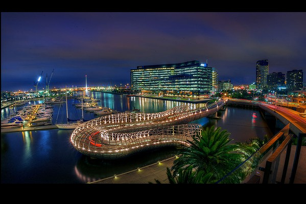 Yarras Edge & Marina at Docklands.
