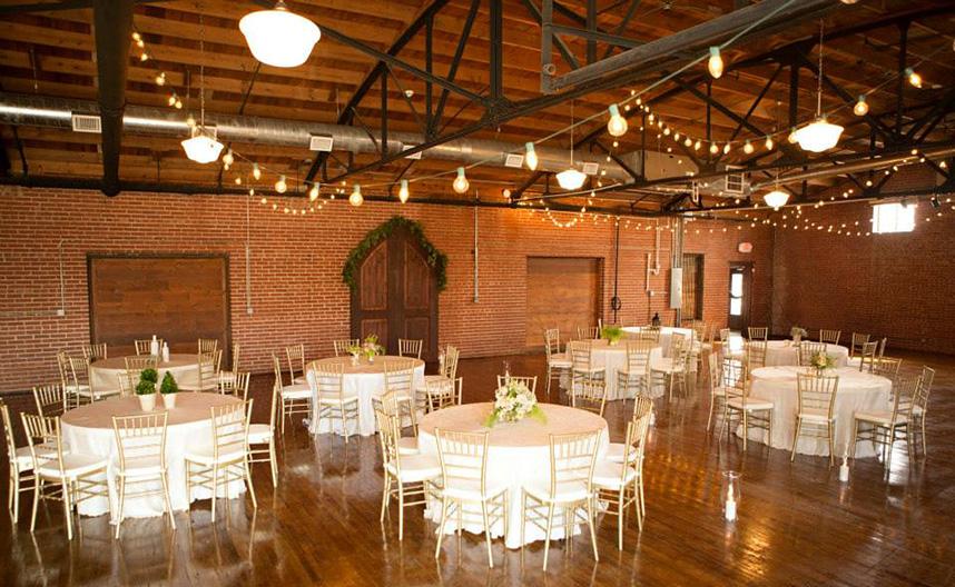 5 Urban Oklahoma Wedding Venues