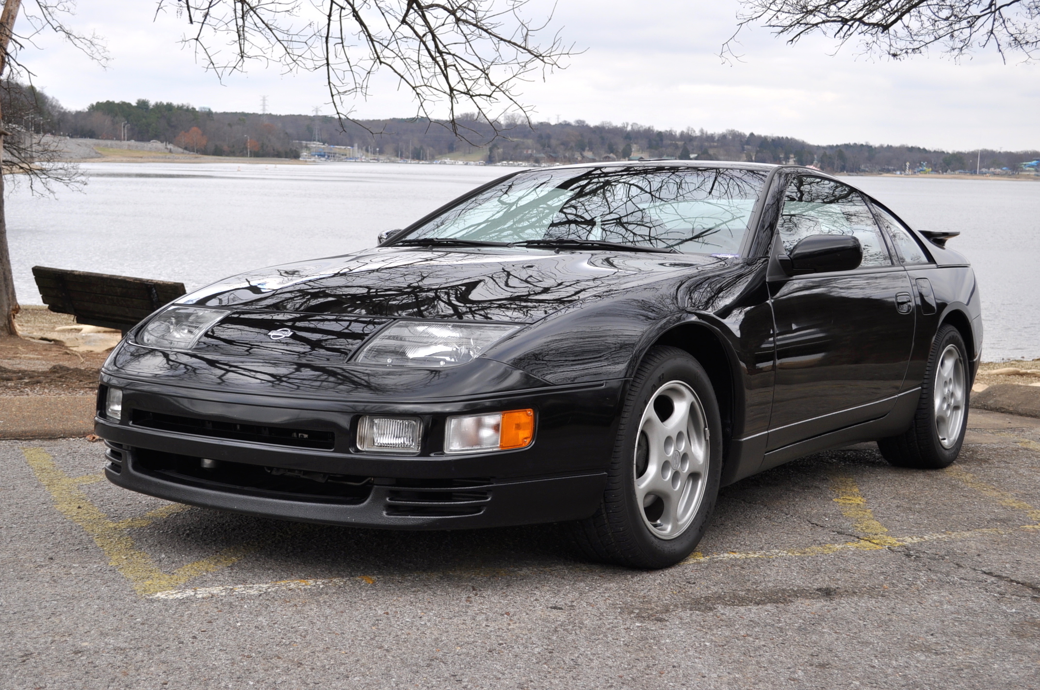 Time Machine Test Drive: 1996 300ZX Twin-Turbo