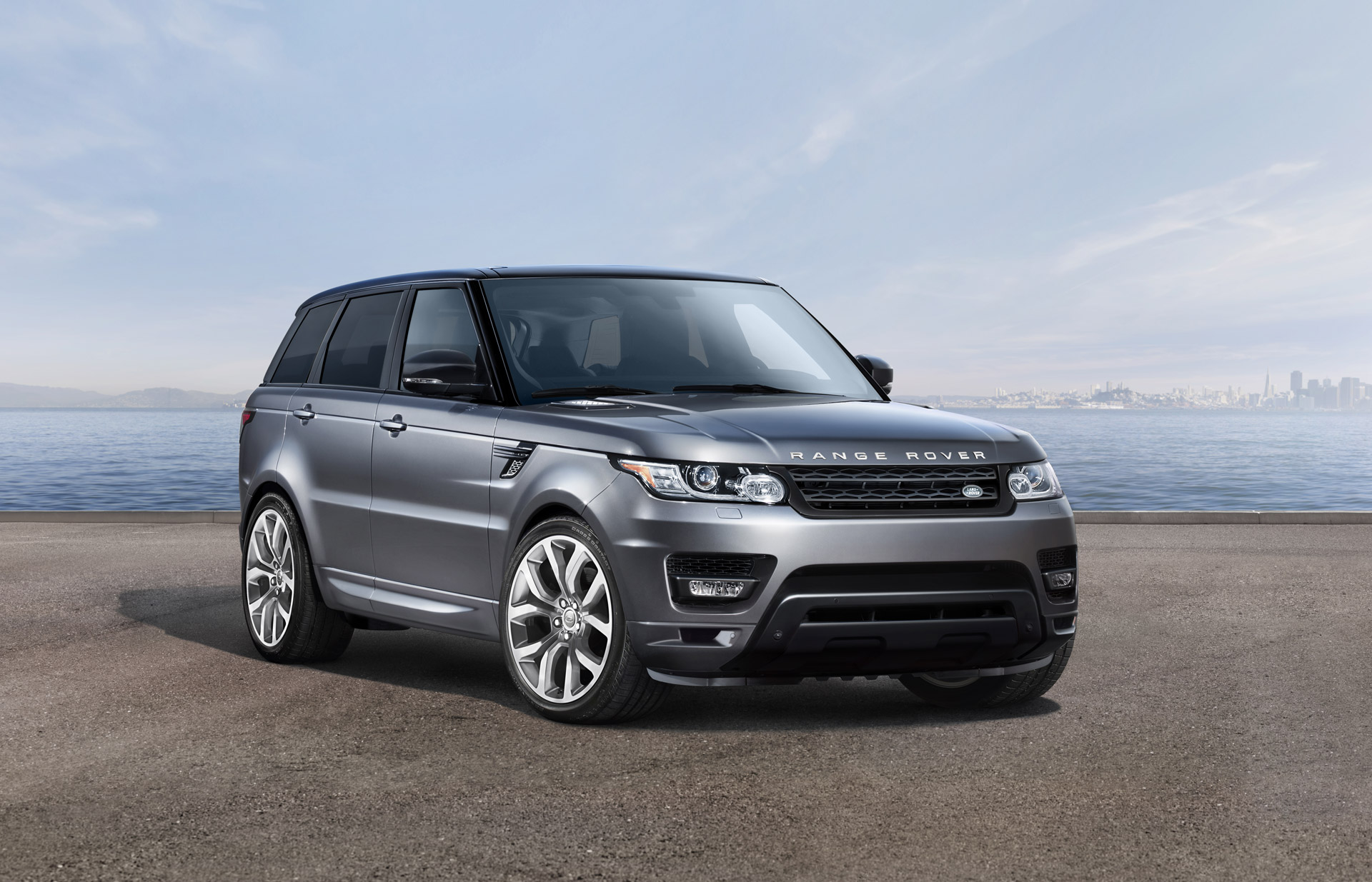 Range Rover Houston