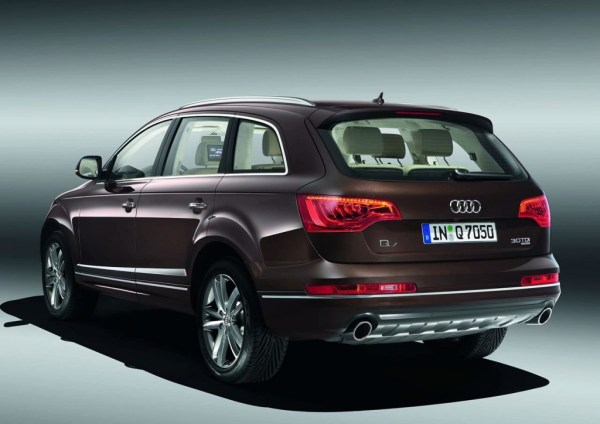 2010 Audi Q7 Pictures/Photos Gallery - The Car Connection