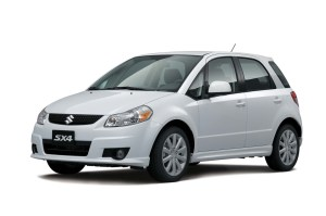 2011 Suzuki SX4 Review, Ratings, Specs, Prices, and Photos